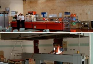 London Underground - Commercial Kitchen/Restaurant Fit Out - Acton LUL Depot