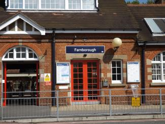 FARNBOROUGH RAILWAY STATION