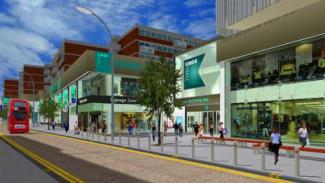 Kings Mall Shopping Centre Transformed
