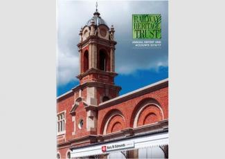 H A Marks Station Project featured in Railway Heritage Trust Report